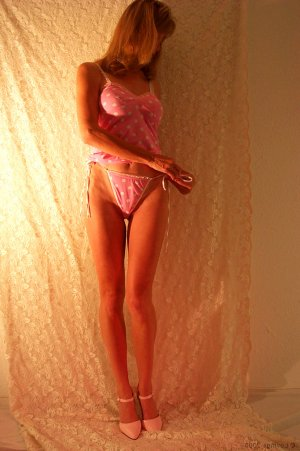 Evangelyne happy ending massage and escort girl
