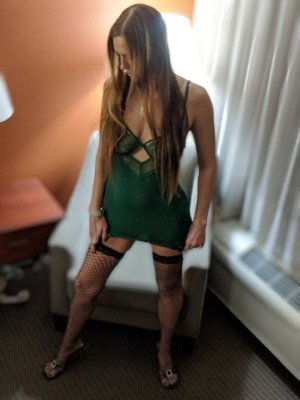 Alvira call girl in Spokane WA, tantra massage