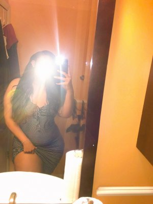 Immaculada escort in Newark NJ and thai massage